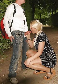 Cuckold In Public Pics