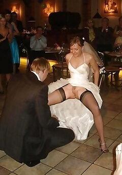 Cuckold Wedding Pics